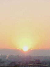 日の出ー2